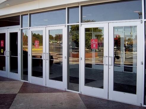 Raleigh-Glass-TN-Store-Front-glass-door-design-project-1