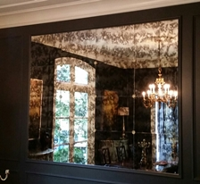 Custom Mirrors | Glass doors and table tops | Raleigh ...